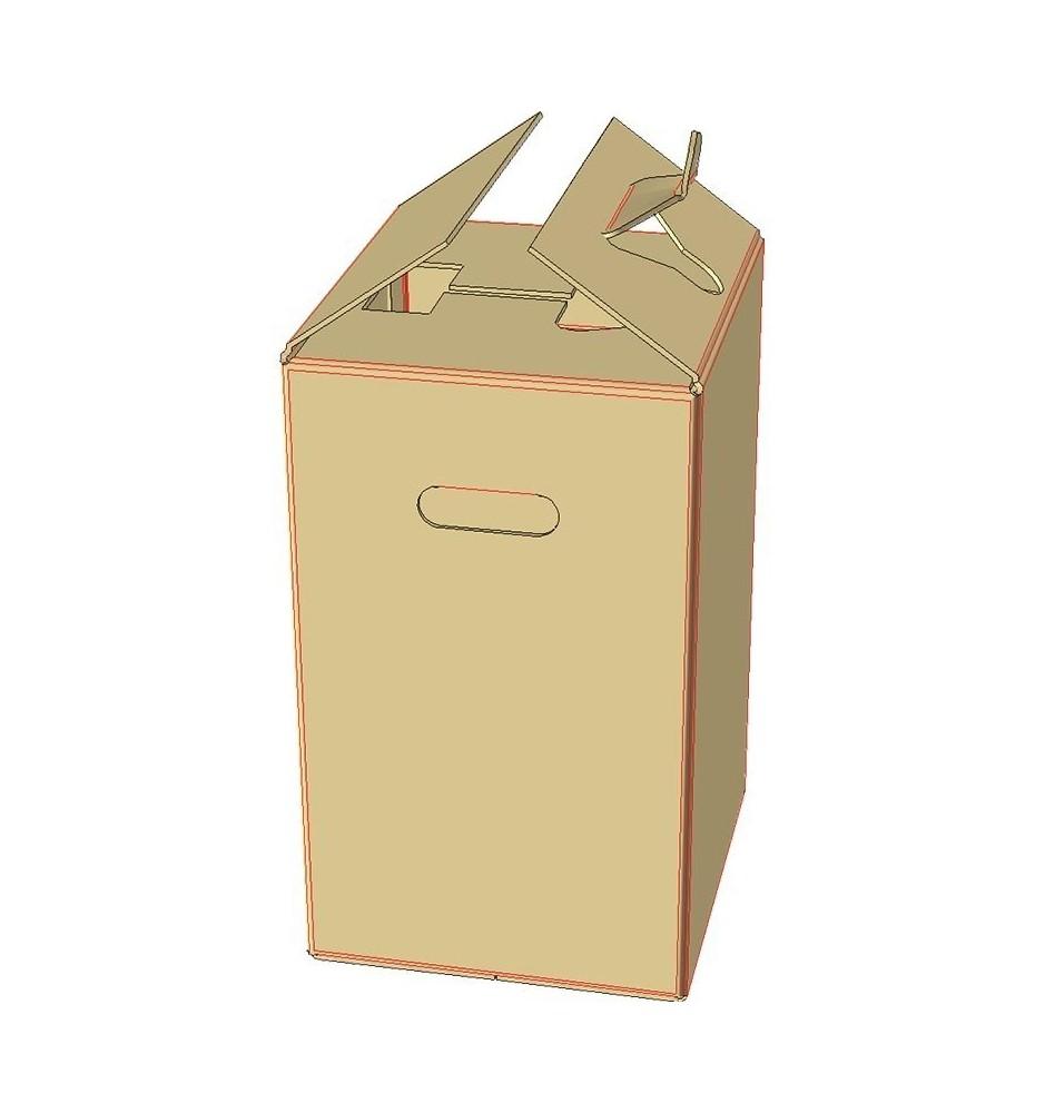 Cutii bag in box 10 L