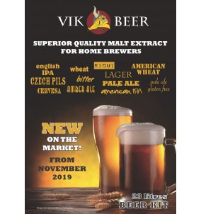 Kit Vik Bere Dry Stout