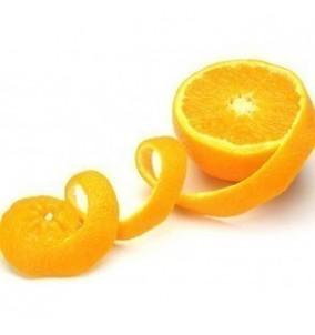 Coaja portocala dulce
