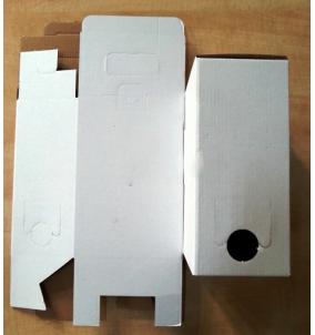 Cutii bag in box 3 L