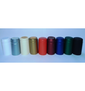 Capsule termocontractibile PVC