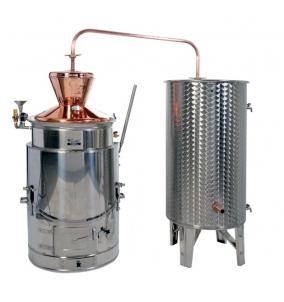 Cazan distilare 100L