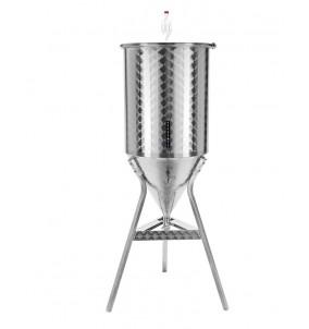 Fermentator inox conic